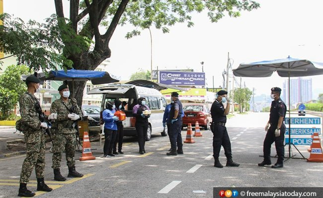 7 Arrested In Penang For Playing Football Jogging During