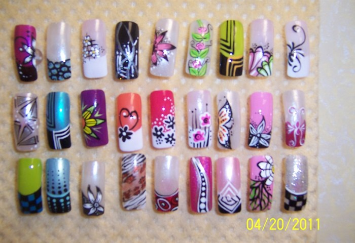 What Is New Nail Art Gallery