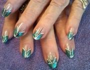 closer - nail art