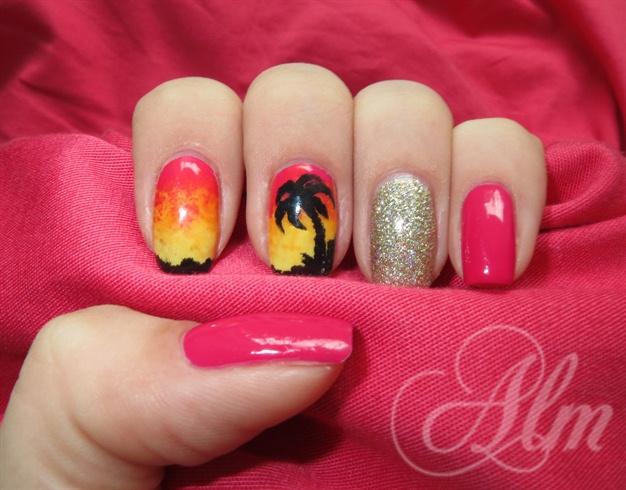 Nail Art Hawaii