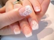 bride - nail art
