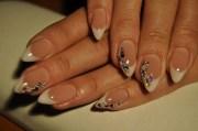 crystal nails - nail art