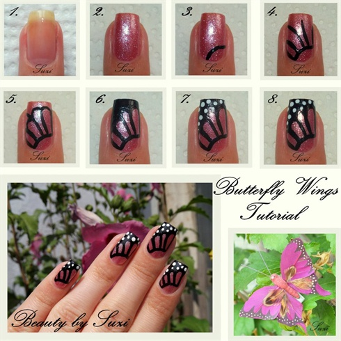 Apply Select Nail Polish And Let