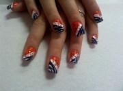 gator love - nail art