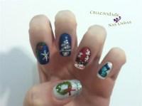 Christmas - Nail Art Gallery