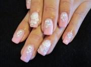 wedding nails 3 - nail art