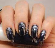 pre-christmas party nails - nail