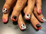 disneyland nails - nail art