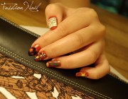 nail art contest - western
