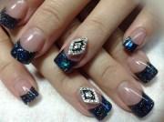 bling - nail art