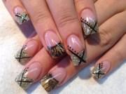 danielle's vegas nail design