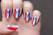 tour eiffel - nail art