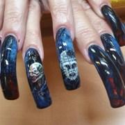 pinhead.closer - nail art