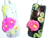 3d Acrylic Flowers - Nail Art Gallery