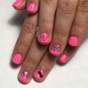 barbie manicure - nail art