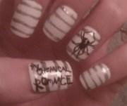 chemical romance nails - nail