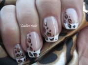 closer view - nail art