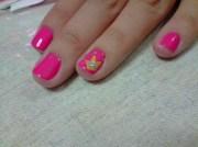 crown - nail art