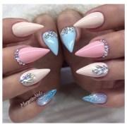 summer nails - nail art