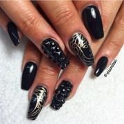 versace - nail art