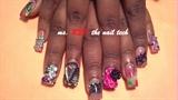 nail art ghetto fabulous
