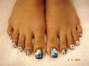 long acrylic toenails - nail ftempo
