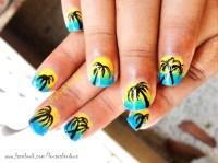 Beach Nails - Nail Art Gallery