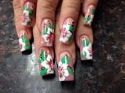 spring break - nail art