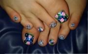 toes - nail art