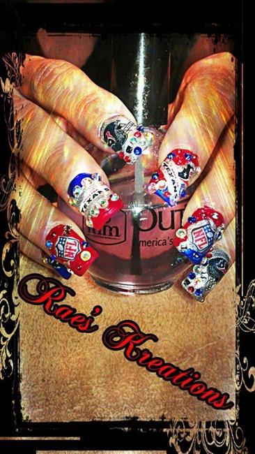 Photo Of L A Art Nails Houston Tx United States
