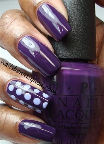 Shades Of Purple Dot