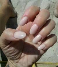 Beach nails with Gel Polish - Nail Art Gallery