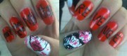 tcfsr - chemical romance nail