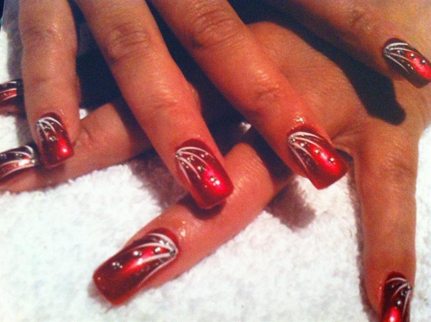 nail salon in regency square mall