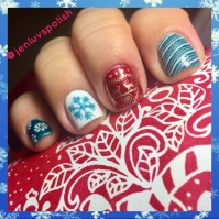 Christmas Nails - Nail Art Gallery