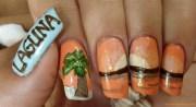 laguna beach - nail art