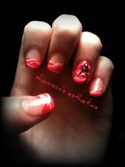 browning nail - art