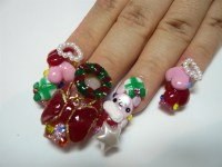3D nail - Nail Art Gallery