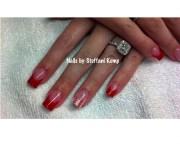 baseball nails - nail art
