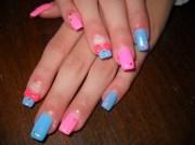crazy nails - nail art