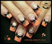 halloween nails. - nail art