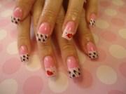 lips - nail art