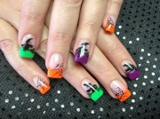 halloween nails - nail art