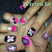 cute halloween nails - nail art