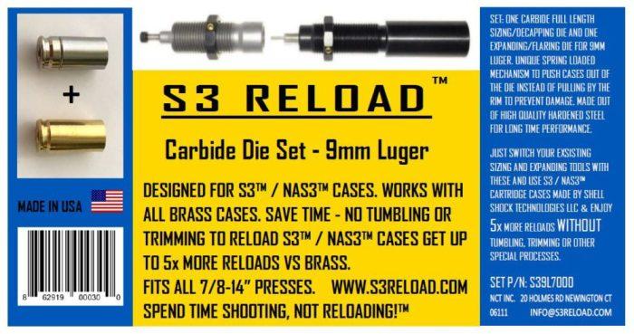 S3 RELOAD setup instructions
