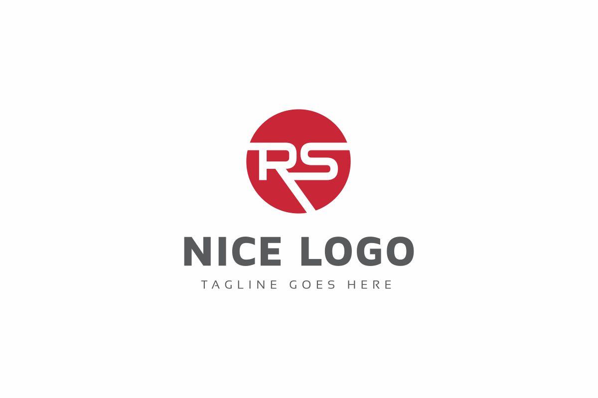 RS Letter Variation Logo Template #75575