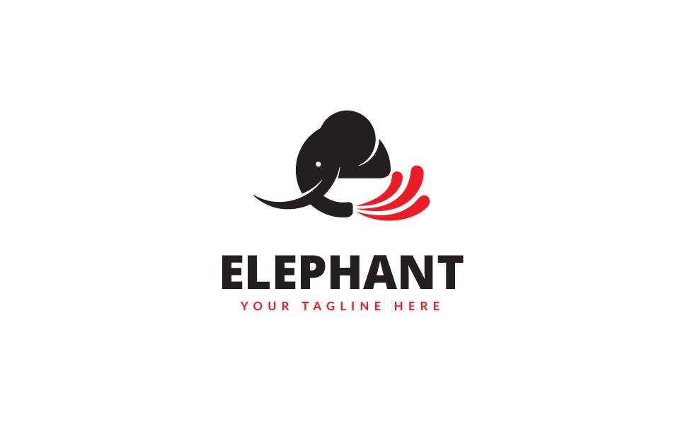 Elephant App Logo Template #69143