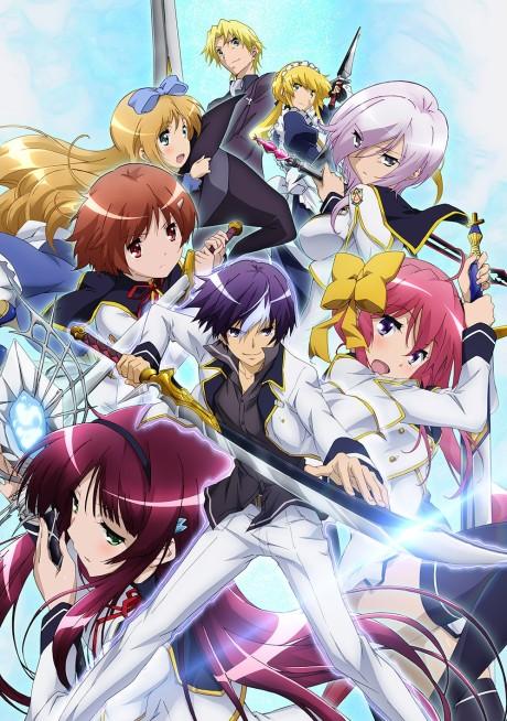 Seiken Tsukai No World Break Streaming : seiken, tsukai, world, break, streaming, Seiken, Tsukai, World, Break, (World, Break:, Curse, Swordsman), AniList