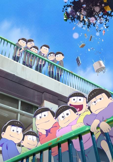 Osomatsu San The Movie Mr Osomatsu The Movie Anilist