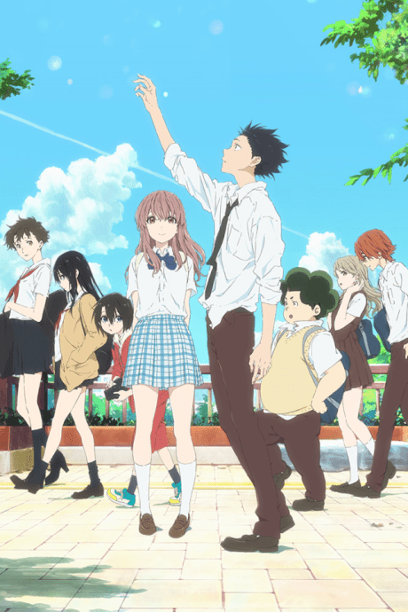 Koe No Katachi Streaming : katachi, streaming, Katachi, Silent, Voice), AniList